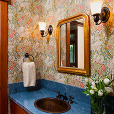 Traditional Bathroom by Ciatti Design, Allied ASID