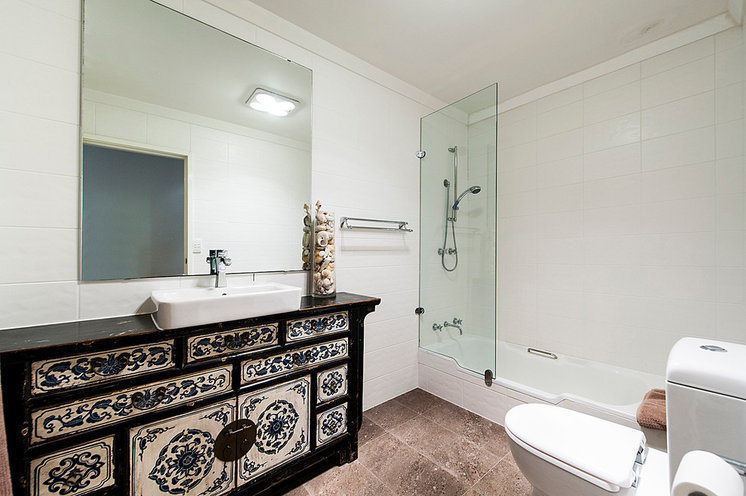 Contemporary Bathroom by Payne Designs