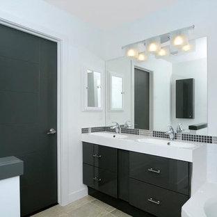 75 modern bathroom design ideas - stylish modern bathroom