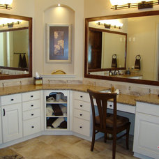 Traditional Bathroom Vanities And Sink Consoles by Consolidated Kitchens & Fireplaces