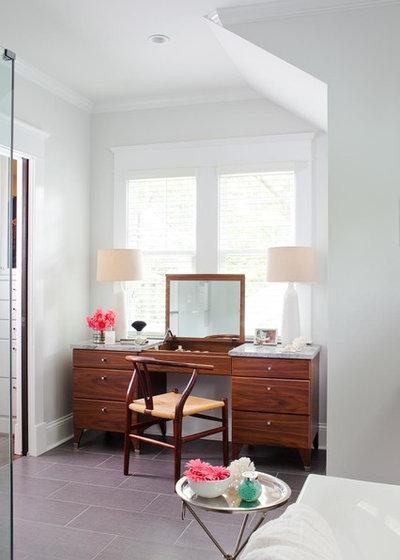 Contemporary Bathroom by Terracotta Design Build
