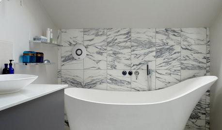 Badkar som passar i små badrum