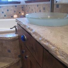 Traditional Bathroom by Gravitas, Inc.