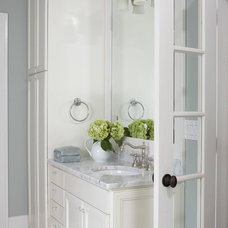 Traditional Bathroom by TerraCotta Properties