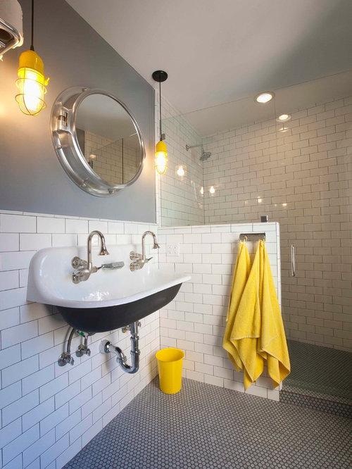 Kohler Trough Sink Home Design Ideas Pictures Remodel