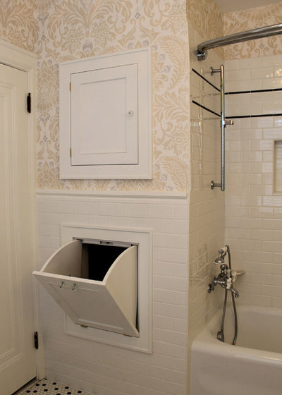 Traditional Bathroom by ISK Design Group