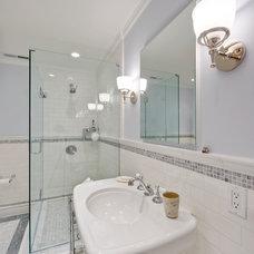 Traditional Bathroom by Corinthian Builders