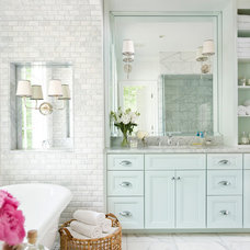 Traditional Bathroom by Mark WIlliams Design Associates