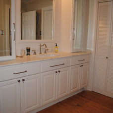 Traditional Bathroom by Spencer's Contracting LLC