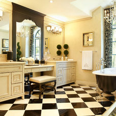 Traditional Bathroom by Parkyn Design