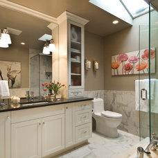 Traditional Bathroom by MAC Renovations LTD.