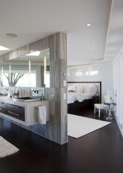 Comment aménager une salle de bains dans la chambre ?
