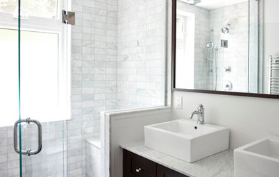 Airy Bathrooms See the Light