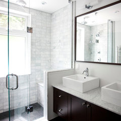 contemporary bathroom by Melissa Davis