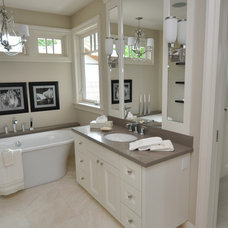 Traditional Bathroom by Ron Will Management