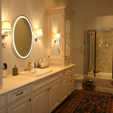 Traditional Bathroom by Classic Cupboards, Inc