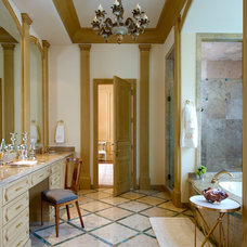 Traditional Bathroom by Richard Drummond Davis Architects