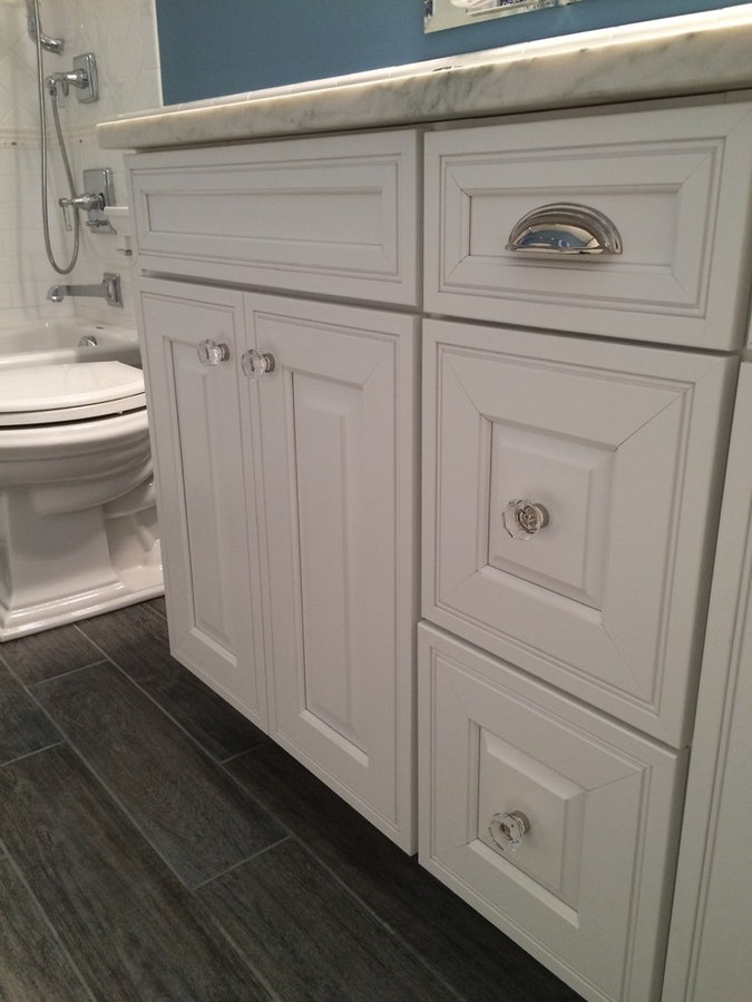 Classic Hall Bathroom Design