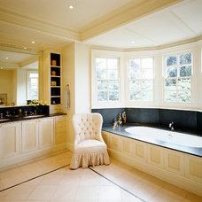 Traditional Bathroom by La Rizza Interior Design