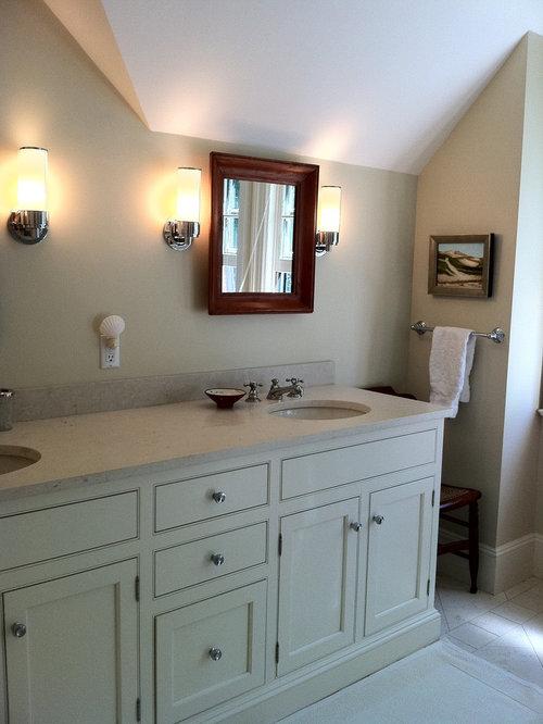 New england bathroom home design ideas pictures remodel for New england style bathroom ideas