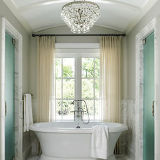 Traditional Bathroom by Reynolds Architecture- Design & Construction