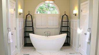 Classic Oasis Master Bathroom