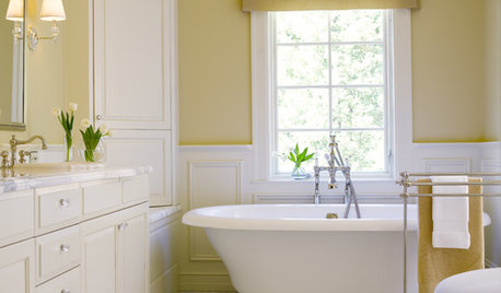 Bathroom Color On Houzz: Tips From The Experts