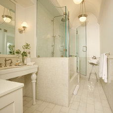 Traditional Bathroom by White Webb