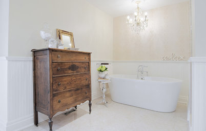 10 Living Room Touches to Bring to the Bath