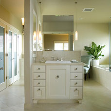 Contemporary Bathroom by Mosaik Design & Remodeling