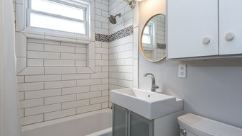 Classic Subway Tile Bath Remodel in Portland, OR