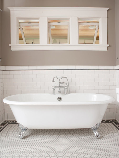 clawfoot tub design ideas, pictures, remodel and decor, Home designs