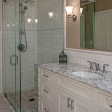 Traditional Bathroom by Nip Tuck Remodeling