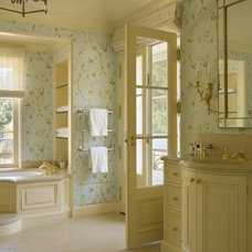 Traditional Bathroom by Lencioni Construction