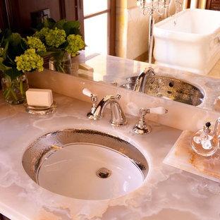 Classical Master Bath