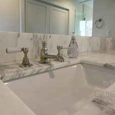 Contemporary Bathroom by Cabochon Surfaces & Fixtures