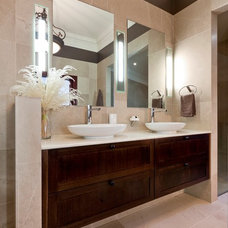 Contemporary Bathroom by Interiors By Darren James