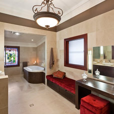 Contemporary Bathroom by Interiors By Darren James