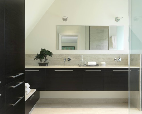 Bathrooms With Sloped Ceilings | Houzz