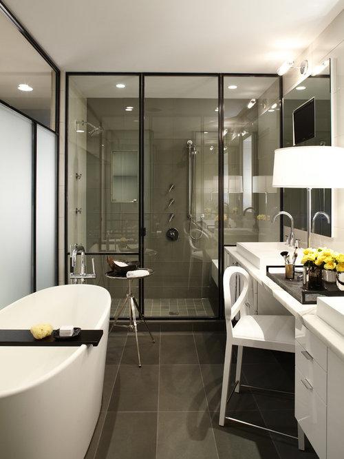 Framed Shower Doors Home Design Ideas, Pictures, Remodel ...