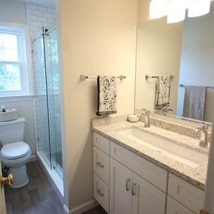 Clean and Classic Bathroom Remodel