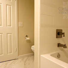 Traditional Bathroom by Cabochon Surfaces & Fixtures