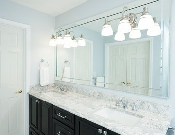 Clean & Simple Master Bathroom Remodel