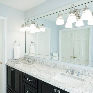Clean & Simple Master Bathroom Remodel