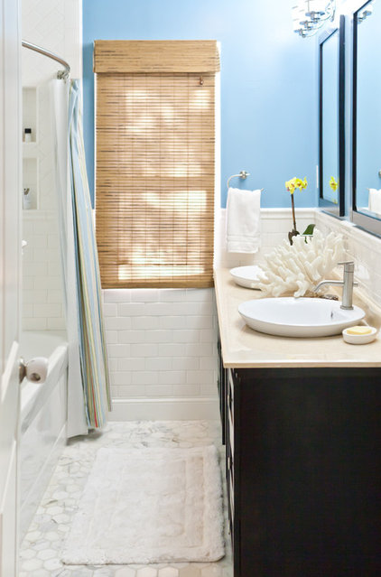 Traditional Bathroom by Anthology Interiors