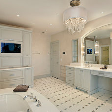 Transitional Bathroom by Abruzzo Kitchen & Bath