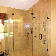 Traditional Bathroom by Lang's Kitchen & Bath