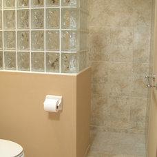 Modern Bathroom by Satory Interior Design