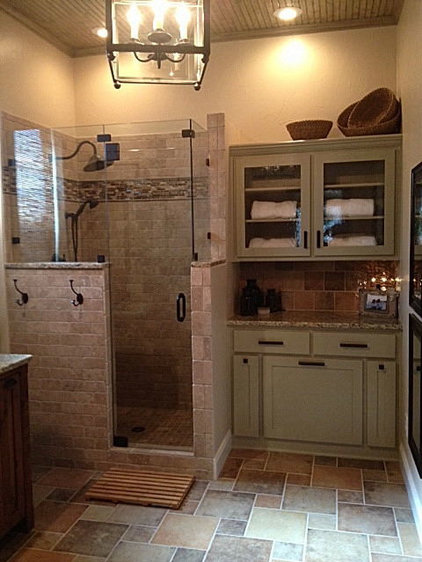 Traditional Bathroom by Windsor Designs