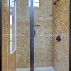 Traditional Bathroom by Adam Wilson Custom Homes